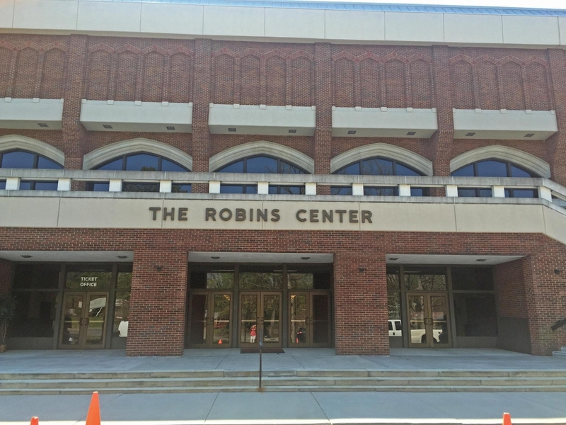 The Robins Center